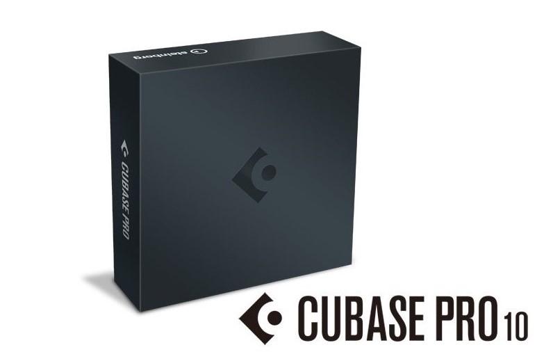 Cubase Pro 10